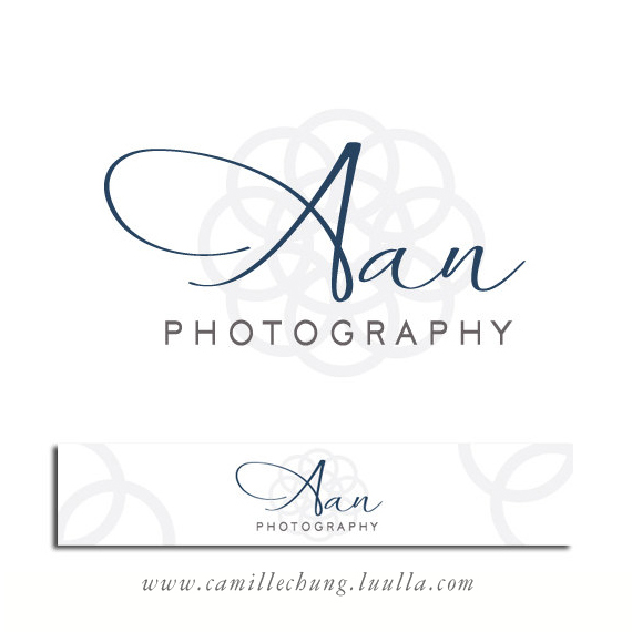 Professional Logo Design with Online Banner and Business Card by Camille Chung
