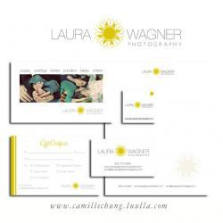 Big Branding Package: Includes Custom Logo, Banner, Avatar, Business Card, Letterhead, Gift Certificate and Hang Tag by Camille Chung